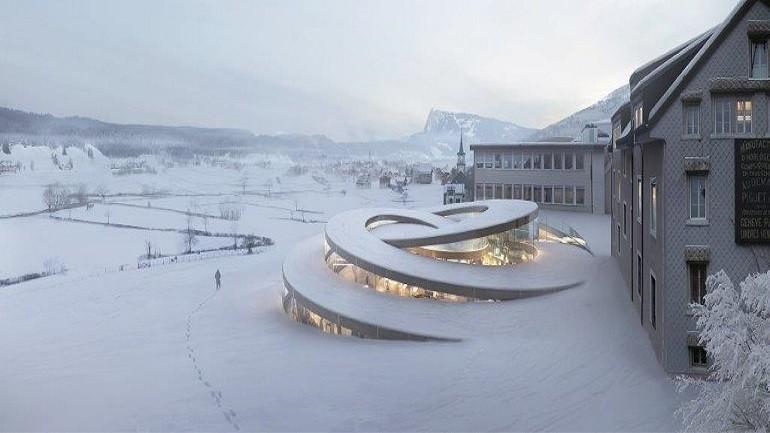 Swiss Watchmaker Audemars Piguet Chooses BIG Design for New Museum