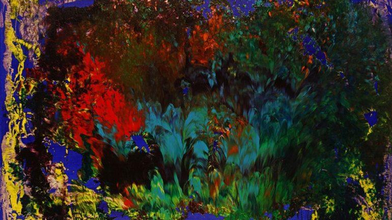Global Warming: Fayez Barakat's Paintings Stir Emotions