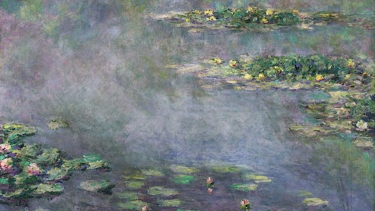Sotheby's London Offers Claude Monet's Iconic Water Lilies at Auction
