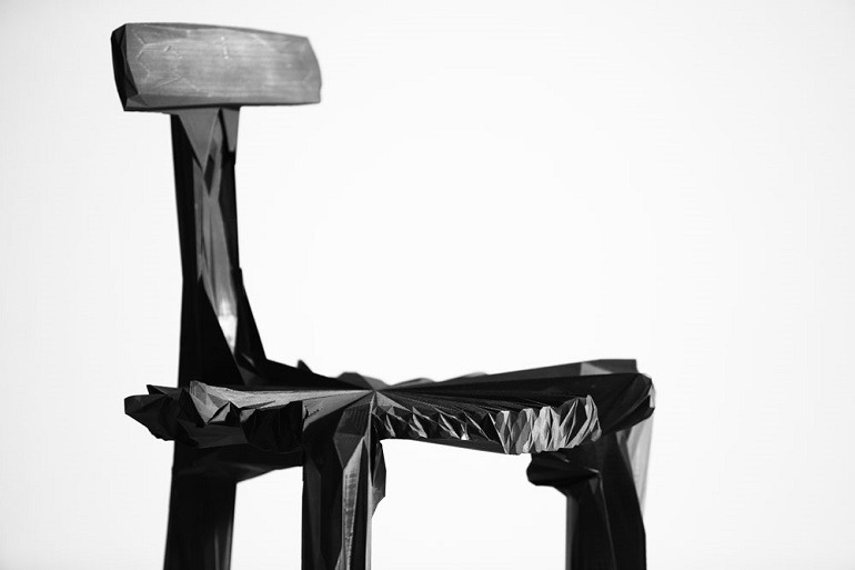 Image- 3D printed chair, one of the creative potential of 3D printing