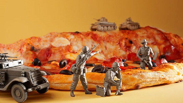 Junk Food War: Vasava's New Project is Revealing