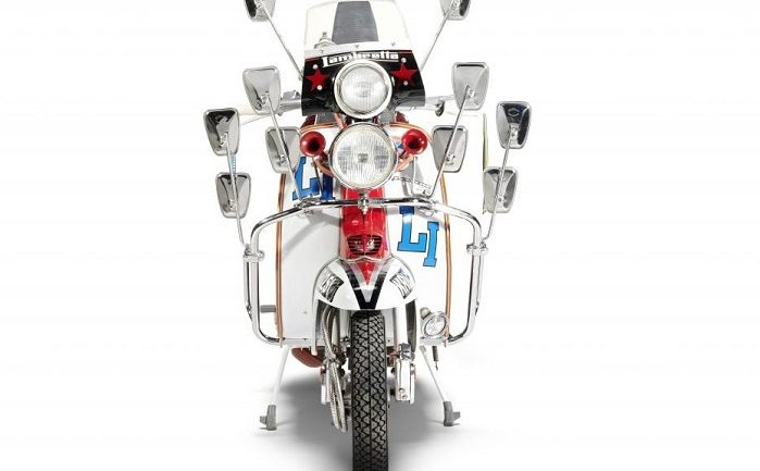 Replica of Iconic Scooter from 'Quadrophenia'on Sale at Bonhams