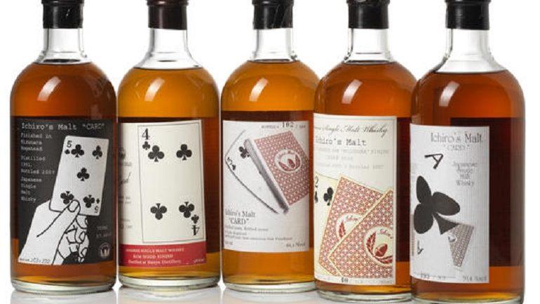 Bonhams Hong Kong Sells Rare Bottle of Whiskey for $33,190