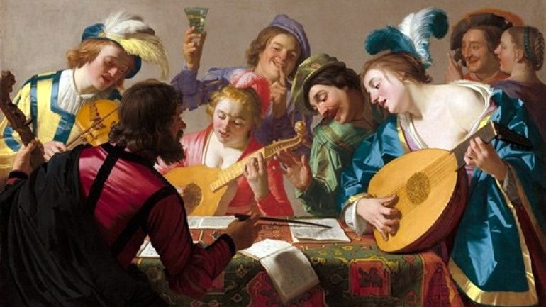 'The Concert 'at the National Gallery of Art Plays into Art History