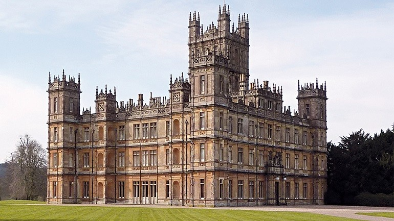 Downton Abbey Items in Christie's Online Auction
