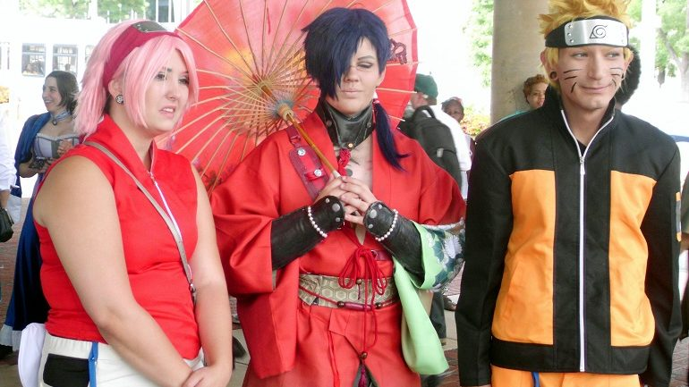 Anime Characters Open Otakon with Fanfare in Baltimore