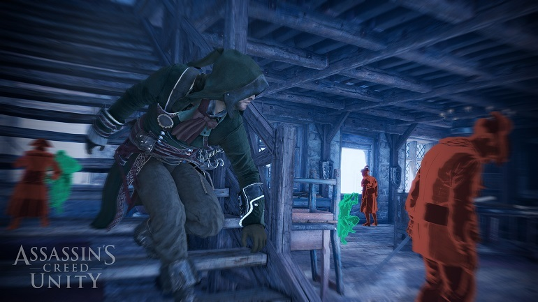 'Assassin's Creed Unity' Game for Xbox One and Other Systems