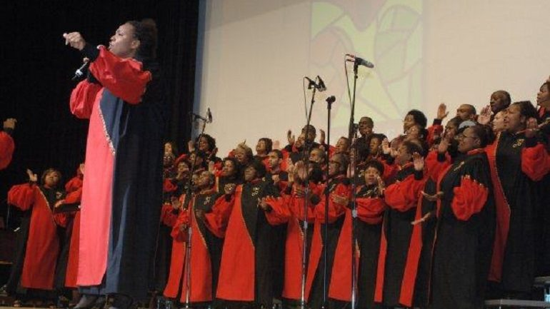 Divine Voices of Praise Elevates the Spirit of God in Baltimore
