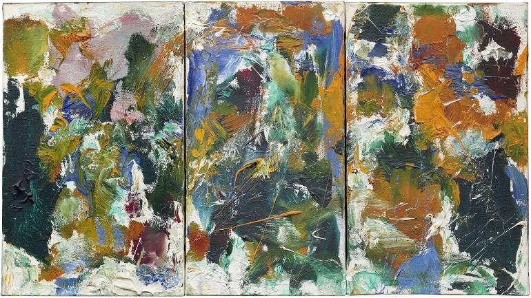 Bonhams Auction Unveils Joan Mitchell's Intimate Love Paintings