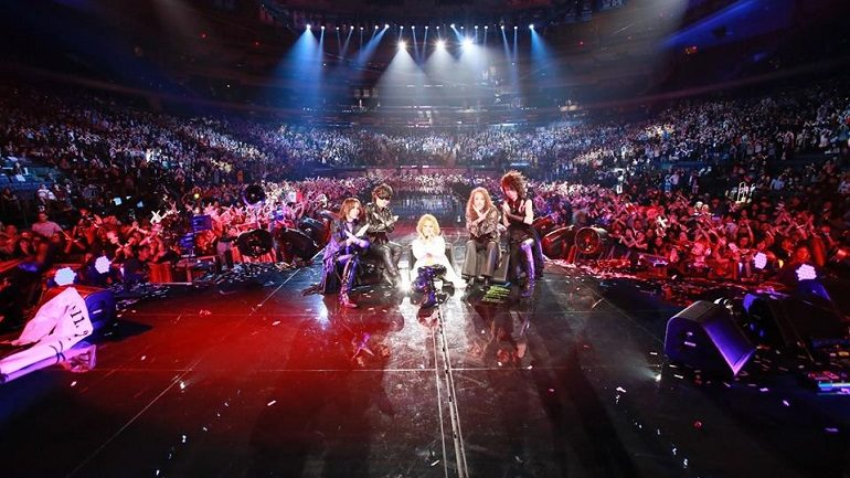 Yoshiki Takes X Japan Beyond Adversities to Celebrity