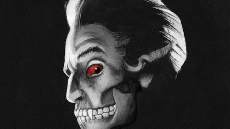 Graphic Novel by Spanish Illustrator Resurrects Dracula