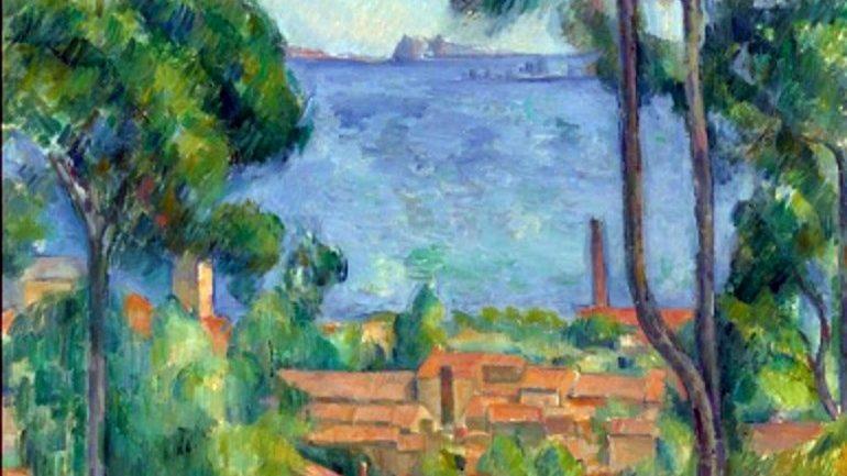 Cézanne's Landscape Painting at Christie's Ignites Art Market