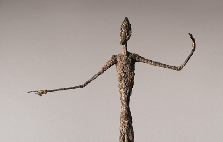 giacometti sculpture expected to surpass estimate at christie 39 s artcentron. Black Bedroom Furniture Sets. Home Design Ideas