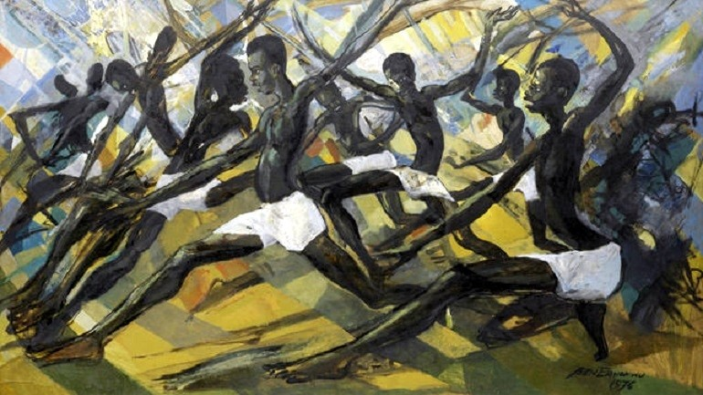 Nigerian Artists Thrive With Focus on Contemporary African Art