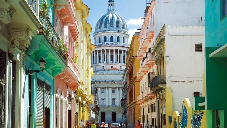 American Teens Travel to Cuba for Culture and Community Service
