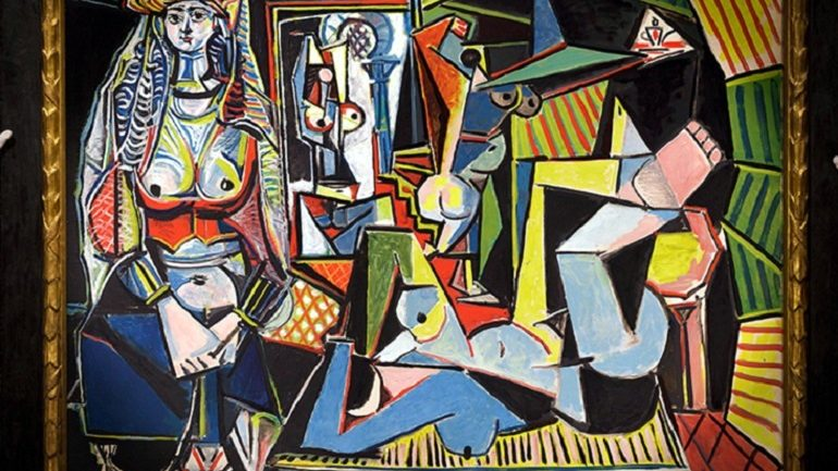 Picasso Painting Makes Auction Record Selling for  Over $179 Million