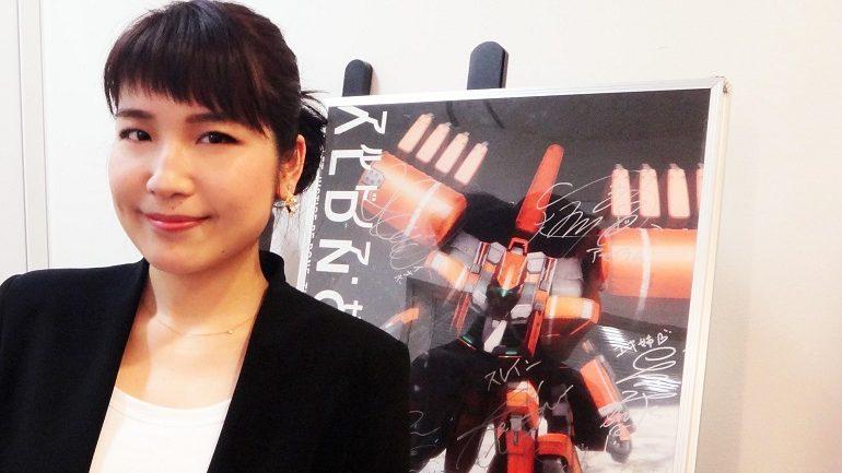 Anime Director and Producer of  'Aldnoah. Zero' at Otakon