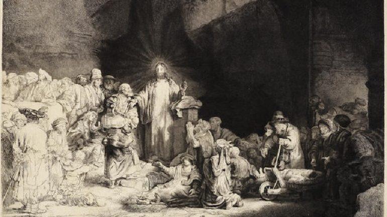 Rembrandt Etchings Top Demand at Bonhams Prints Sale