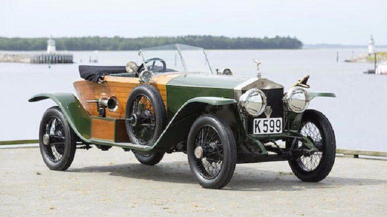 Rare Rolls-Royce Motor Cars at Bonhams Denmark Sale