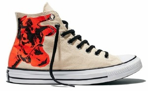Image: Converse Andy Warhol 2016, is one Andy Warhol art inspired collection at Converse