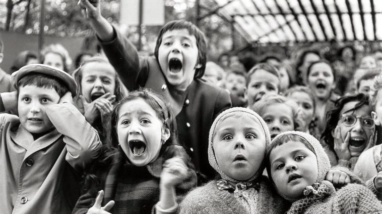 Childhood Images Captivate Collectors at Photographs Auction