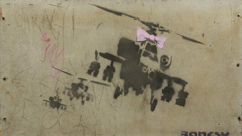 Banksy Art Leads Julian's Auctions Street Art Sale