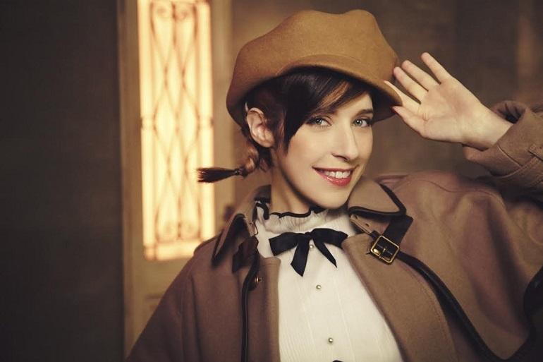 Image: Diana Garnet, an enterprising vocalist will entertain anime, menga and Asian culture fans at Otakon Matsuri