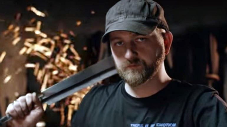Youtube 'Man at Arms' Series Team Comes to Otakon