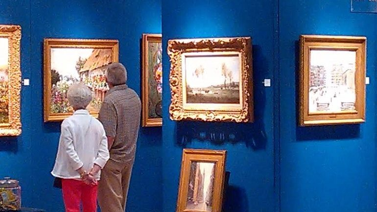 Famous Art Masters Elevate Baltimore Art, Antique & Jewelry Show