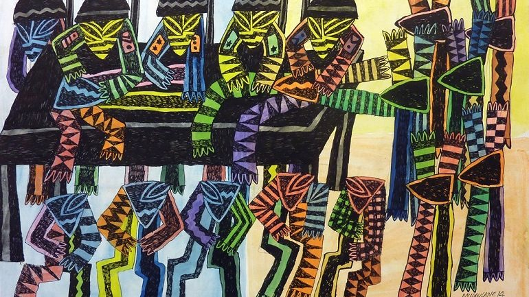 Artworks By Contemporary African Artists in London