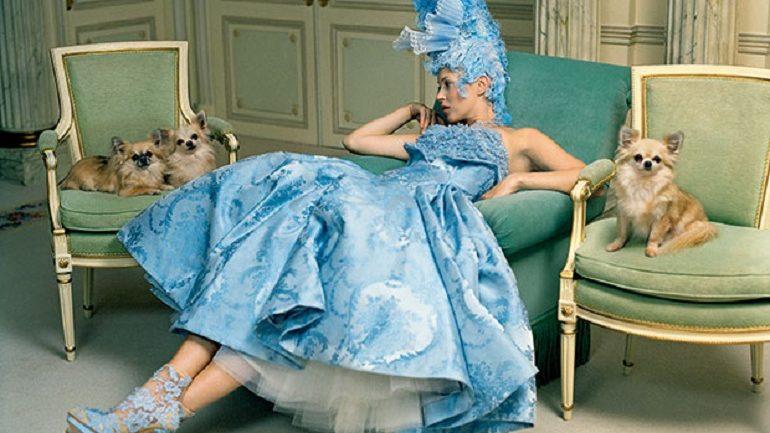 Fashion Photographers in Vogue With Grace Coddington