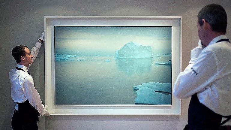 Richter's Eisberg Leads Sotheby's London Art Sale