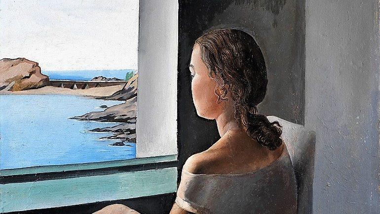 'Figura de perfil' by Salvador Dali Sold for $2,197,795 in London