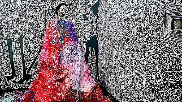 Victor Ehikhamenor: Art, Prejudice, and Success