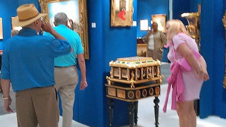 Baltimore Antique Show Returns With a Long  Exhibitor List