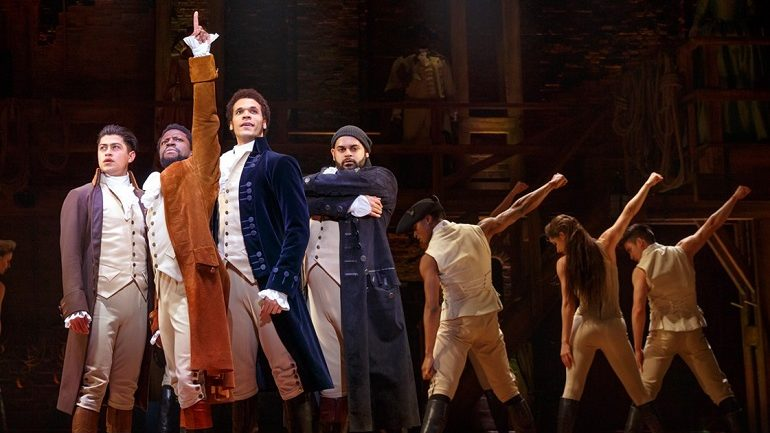 'Hamilton' Tour of Los Angeles Begins at Pantages Theatre