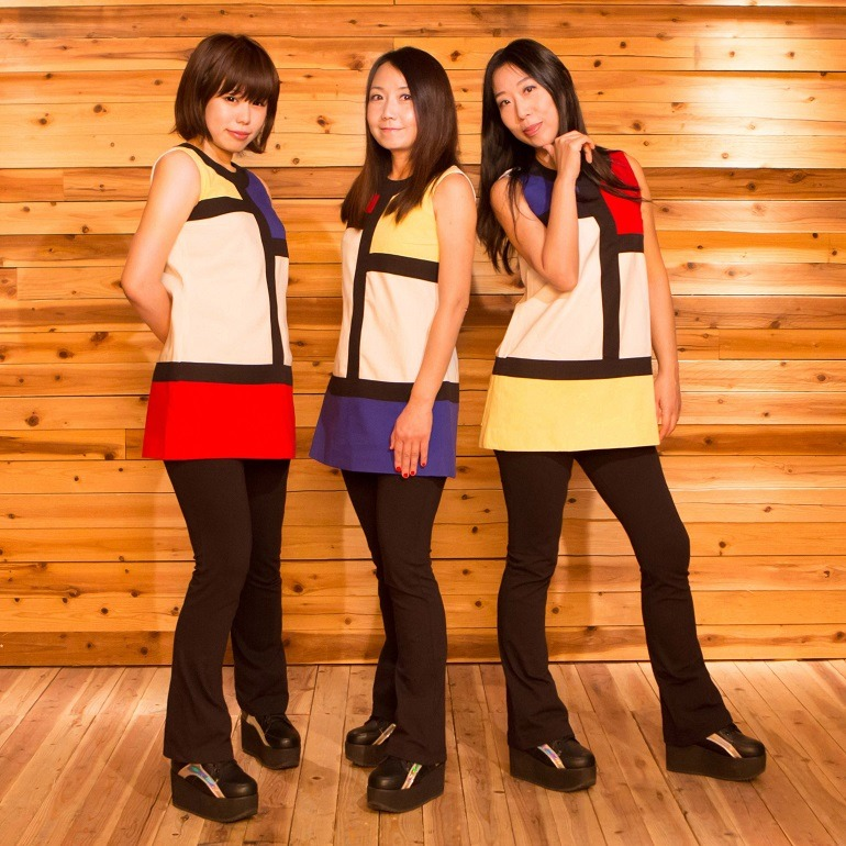 Image: Shonen Knife, pioneers of Japanese pop-punk music and culture, will be one of the highlights at the NGV Friday Nights