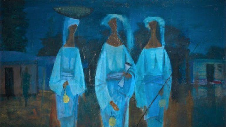 Nigerian Artists Dominate Bonhams Africa Now Auction