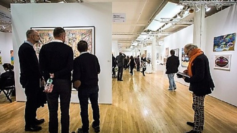 Outsider Art Fair Returns to New York for the 26th Edition
